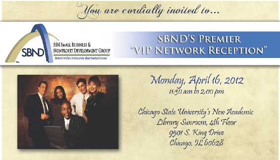 SBND Premier VIP Network Reception
